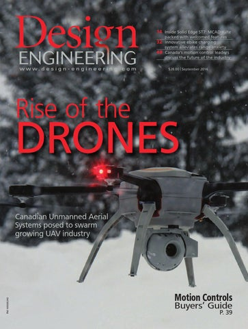 Desgin Engineering September 2014 by Annex Business Media