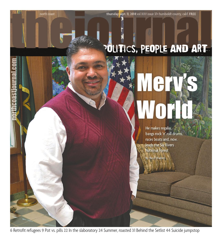 Anais Salazar H Extremo north coast journal 09-11-14 editionnorth coast journal