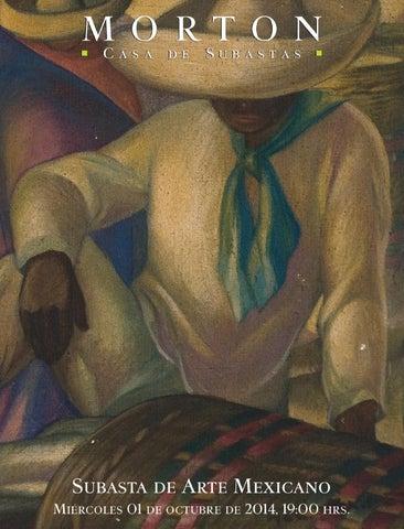 Subasta de Arte Mexicano by Morton Subastas - issuu d1dcadb11e6