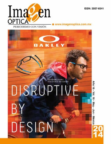 5b5b086c4837b Revista Mayo Junio 2014 by Imagen Optica - issuu