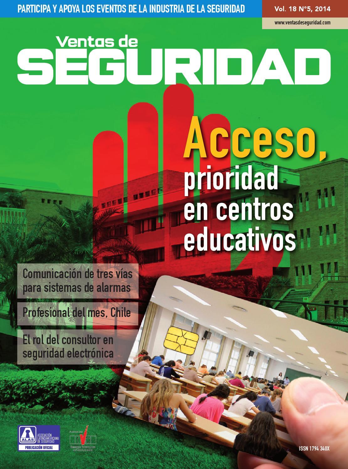VENTAS DE SEGURIDAD 18-5 by Latin Press, Inc. - issuu