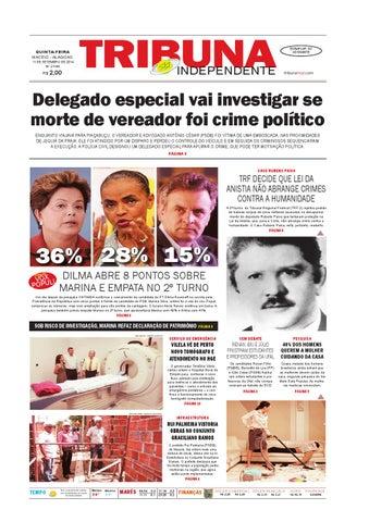 Edição número 2144 - 11 de setembro de 2014 by Tribuna Hoje - issuu 008574d03a2