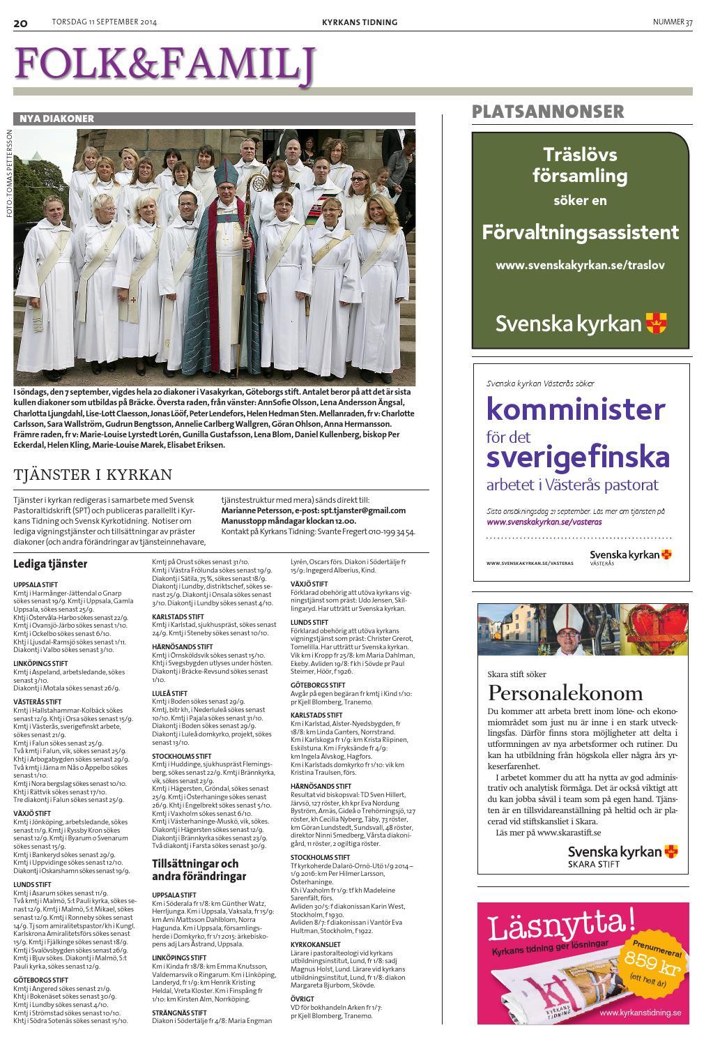 Planbeskrivning fr Vnge 4:1, Kyrkans hus - Uppsala kommun