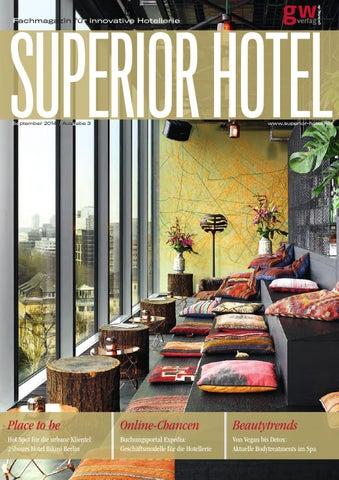 3fa9d8b918b57e Superior Hotel 3/14 by GW VERLAG - issuu