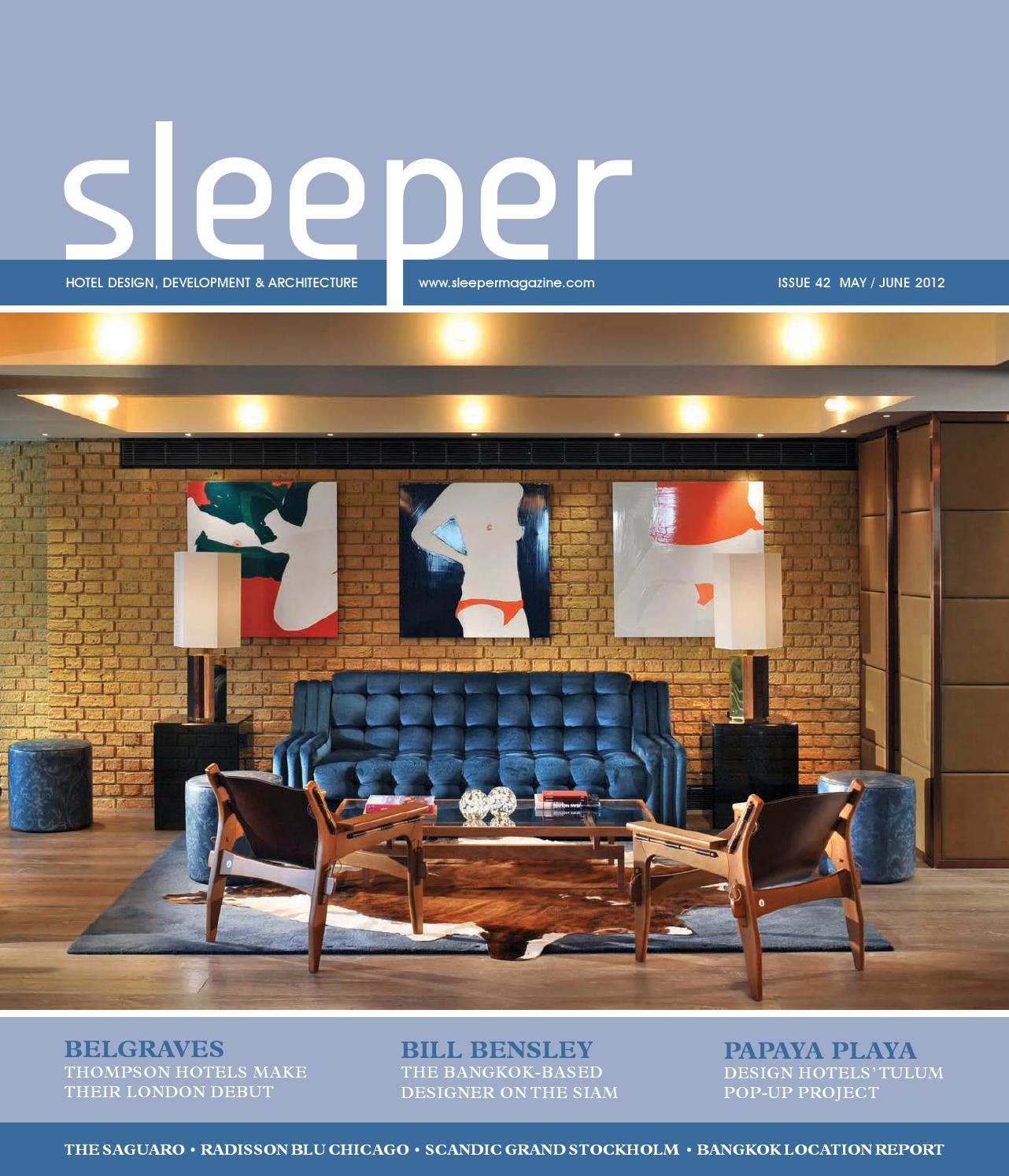 Sleeper 42 - May/June 2012 by Mondiale Publishing - issuu