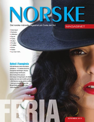 Det Norske Magasinet september 2014 by Norrbom Marketing - issuu c5de6bfe9f6