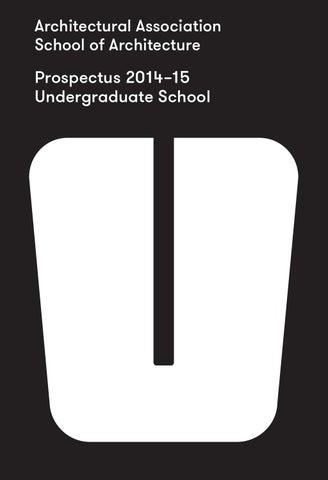Aa prospectus 14 15 02 undergraduate by aa school aadp issuu page 1 malvernweather Image collections