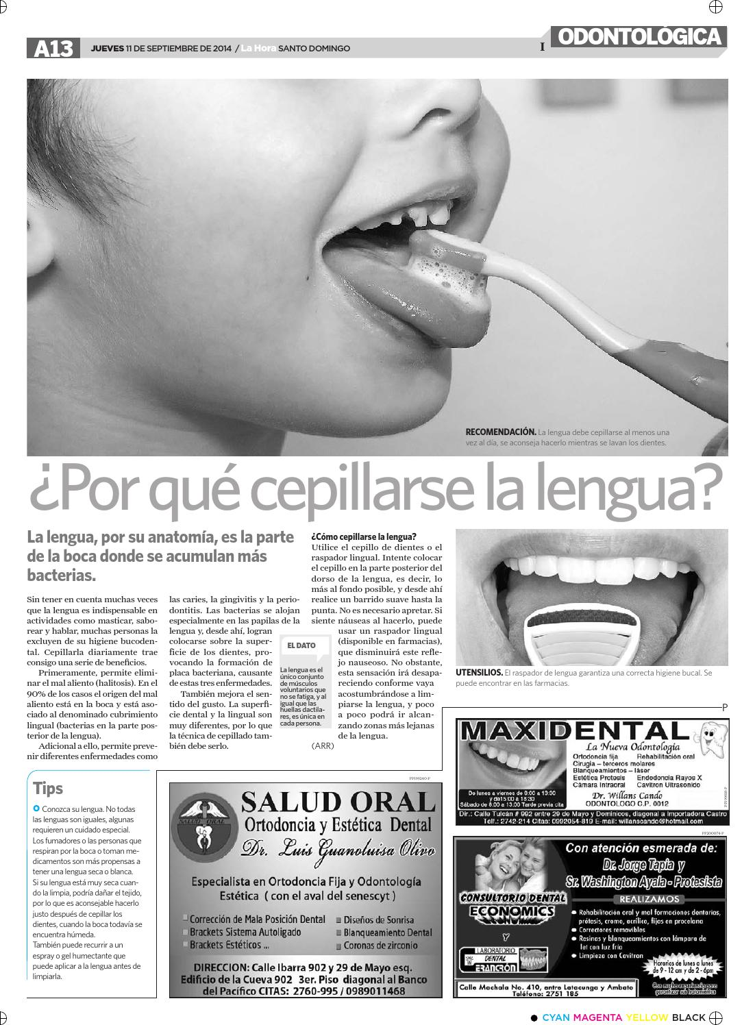 Santo Domingo 11 septiembre 2014 by Diario La Hora Ecuador - issuu