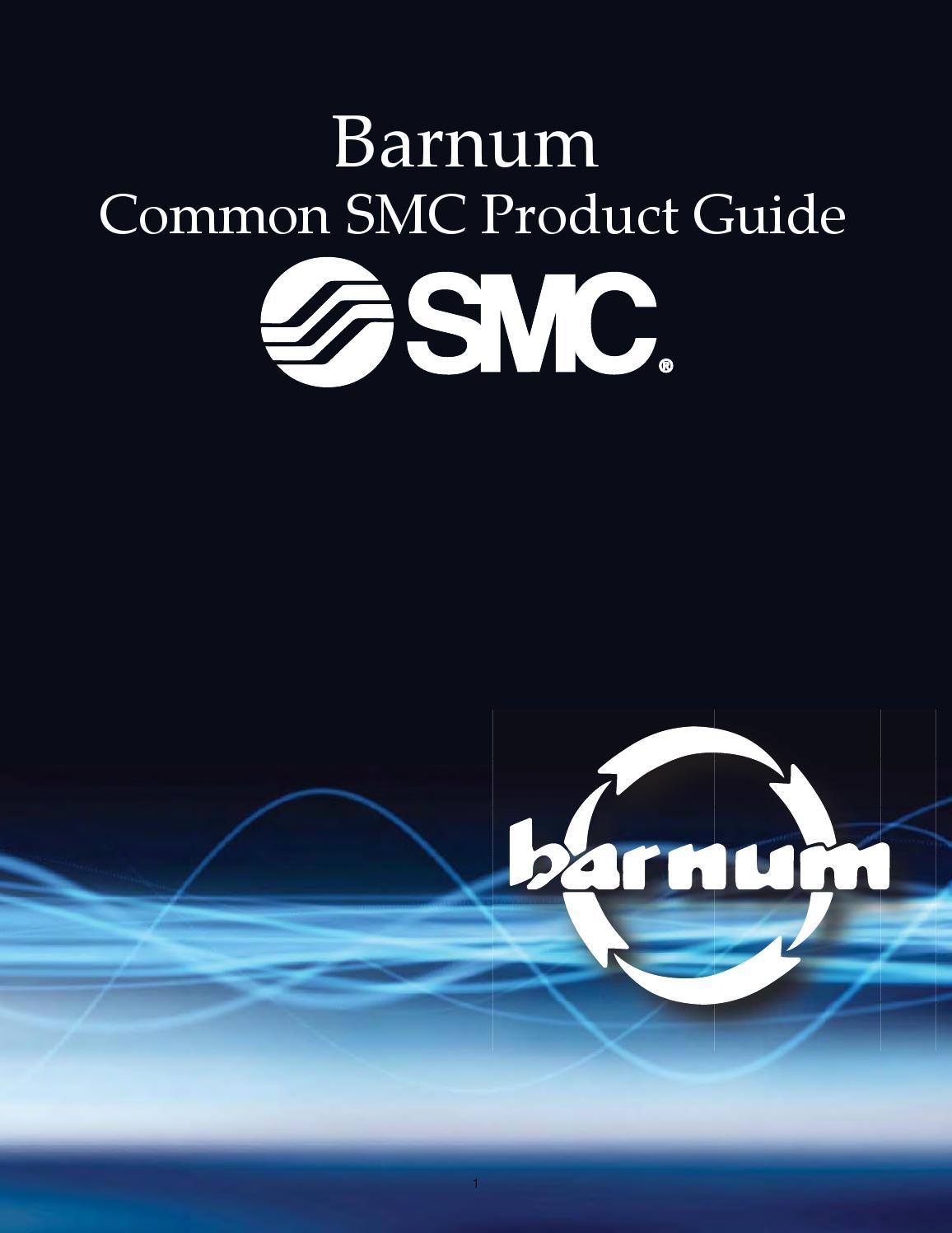 Smc Barnum Catalog 2014 By H Issuu Manifold Wiring Diagram