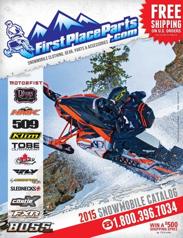 7f837af96355e6 First Place Parts 2015 snow catalog by First Place Parts - issuu