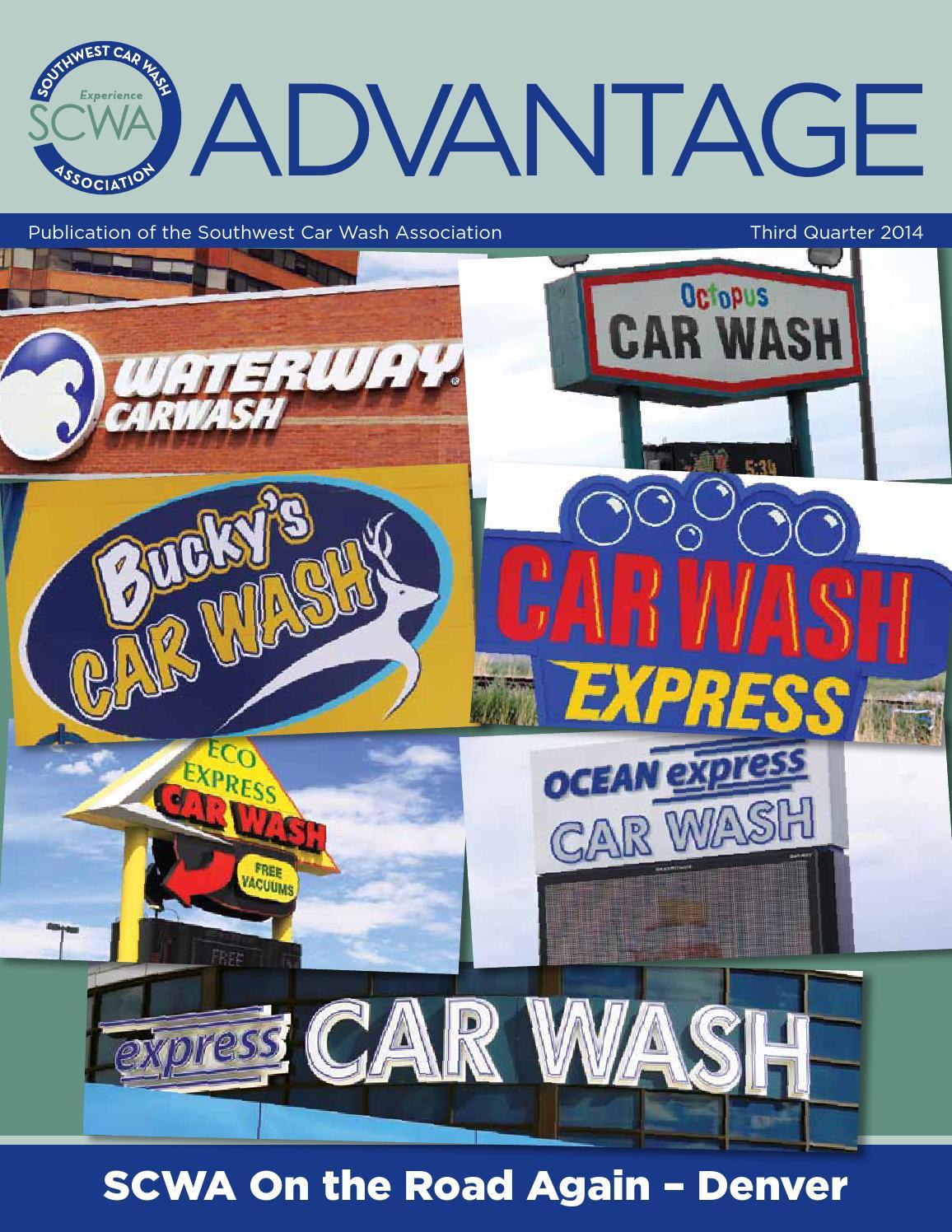 Southwest Bilvask Association Advantage-Magazine By-5816