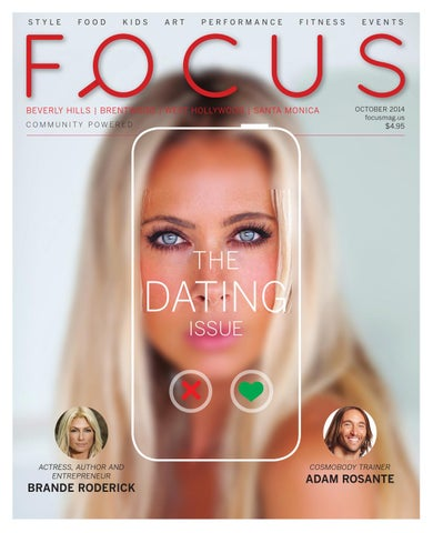Focus October 2014 – Dating Issue
