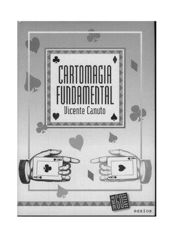 libro cartomagia fundamental vicente canuto gratis