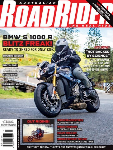 Issue#106 September 2014 By Australian Road Rider Official   Issuu