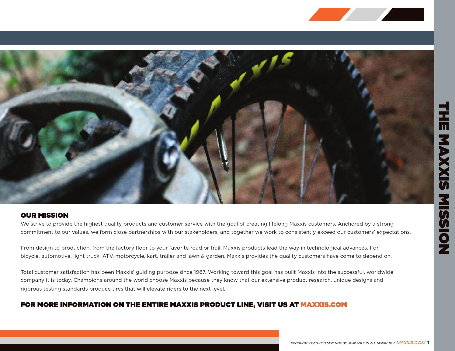20x2.15 Maxxis Rizer Foldable Kevlar BMX Tire