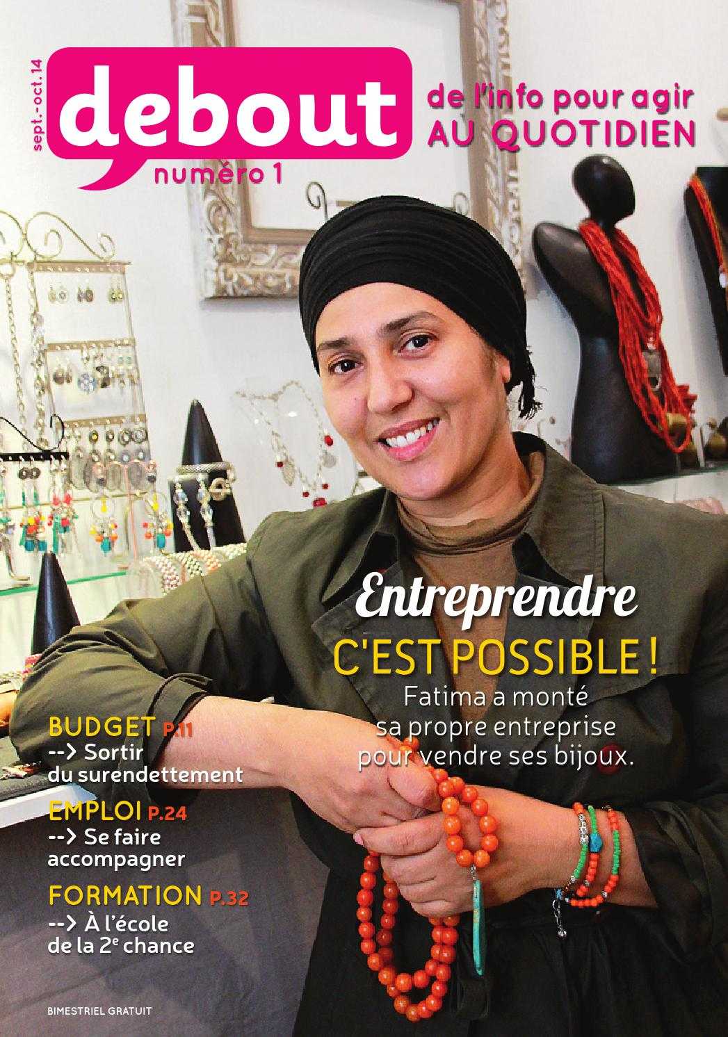 num u00e9ro 1 by magazine debout