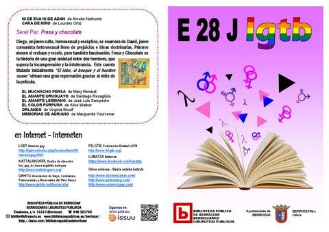 E 28 J lgtb by Biblioteca Pública de Berriozar