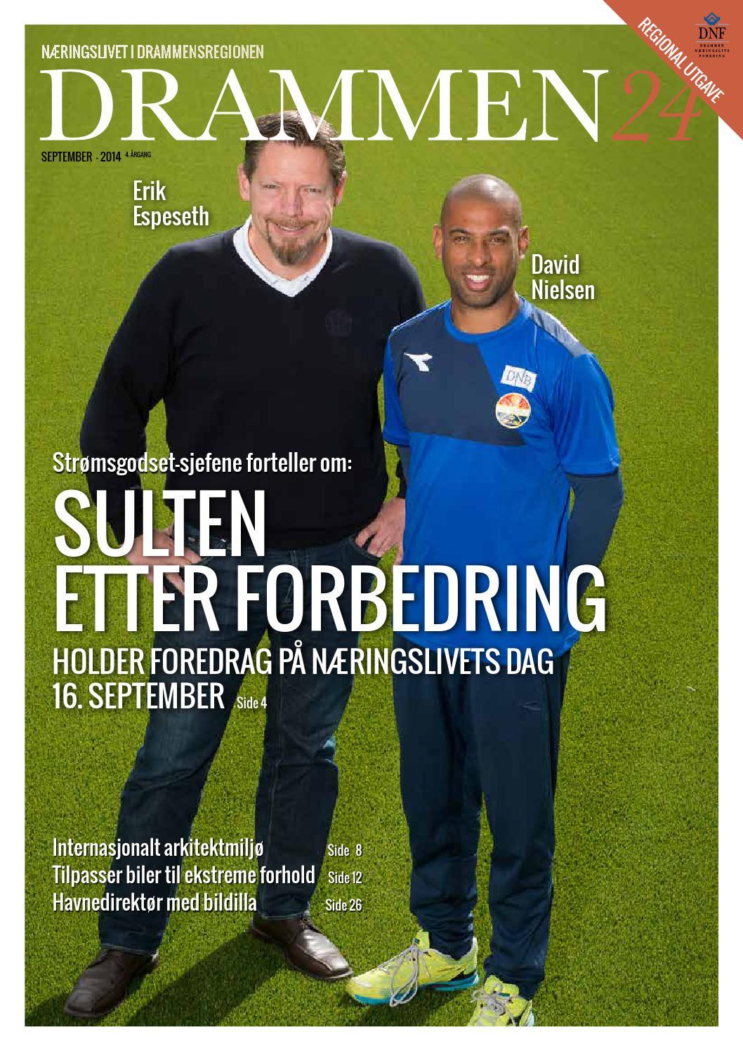 Drammen 24 regional utgave september 2014 by Oktan - issuu