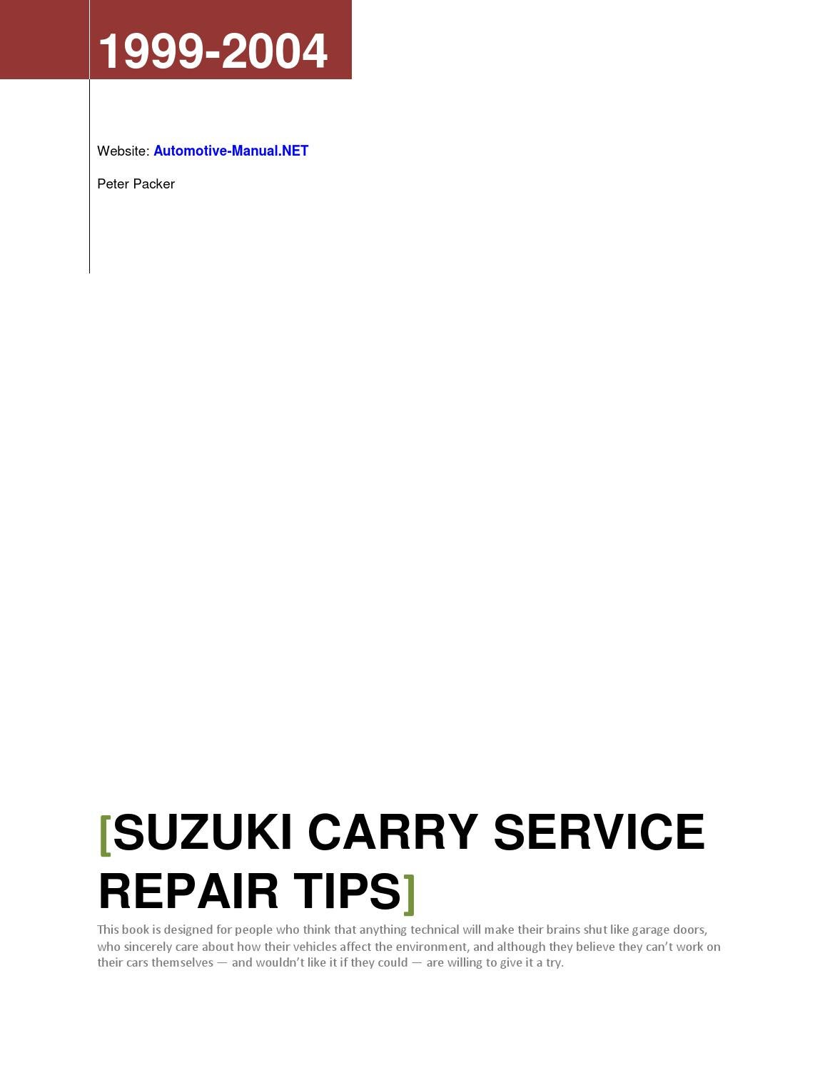 Suzuki Every Fuse Box Wiring Diagrams Scematic 1996 Carry Van Library Rc51