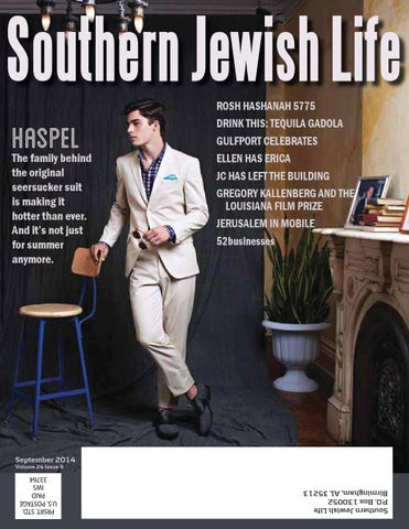 Jc Lewis Ford >> SJL Deep South, September 2014 by Southern Jewish Life - Issuu