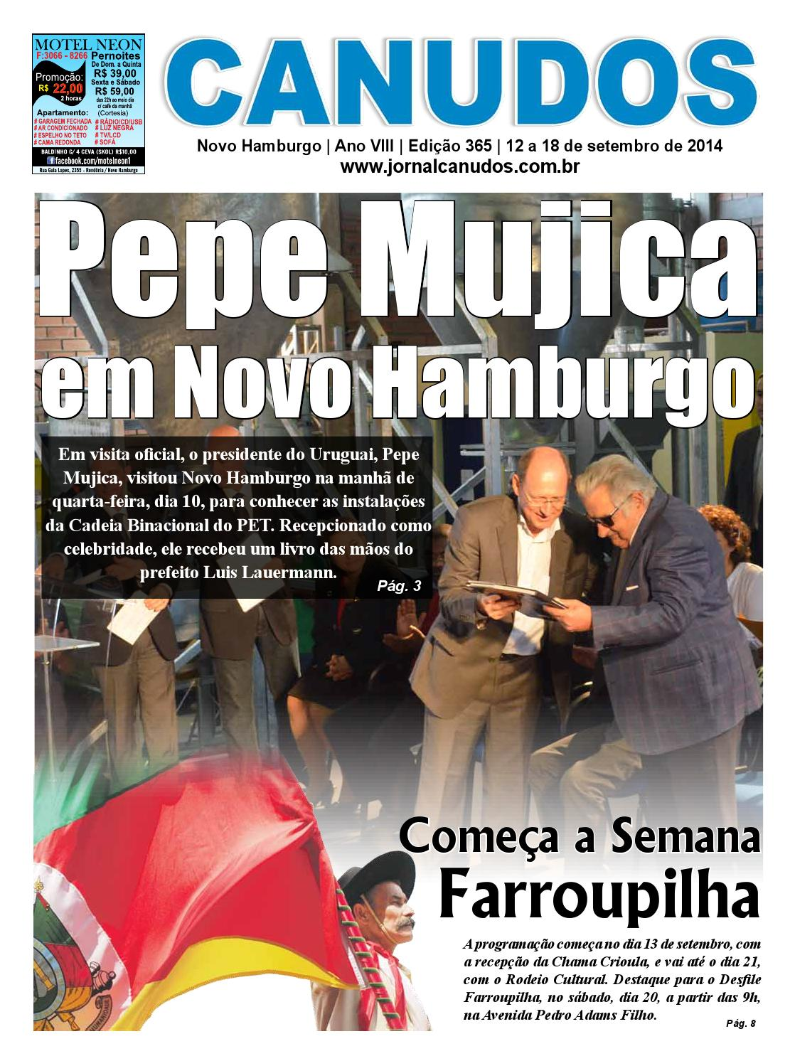 741cfc4ba6513 Jornal Canudos - Edição 365 by Giliardi O Goldani - issuu
