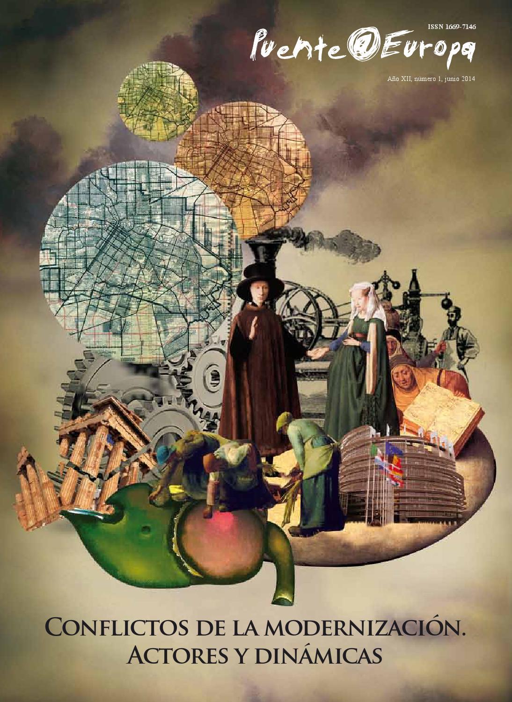 Conflictos de la modernización. Actores y dinámicas by Punto Europa ...