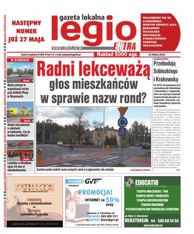 Gazeta Lokalna Legio Extra 2 By Extrapolska Issuu
