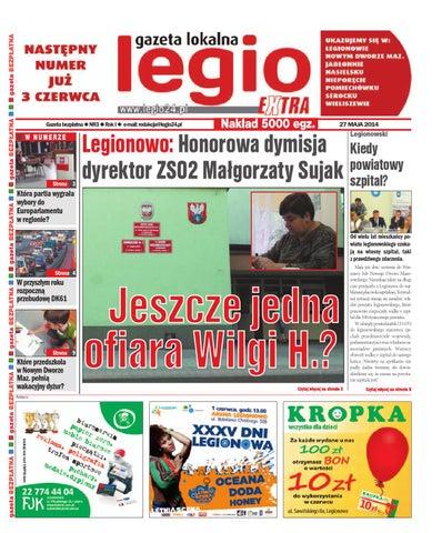 Gazeta Lokalna Legio Extra 3 By Extrapolska Issuu
