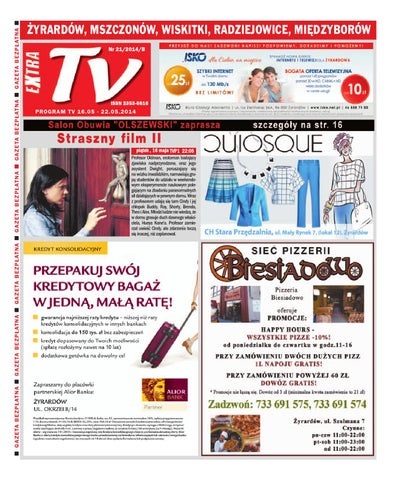 Tvz21 By Extrapolska Issuu