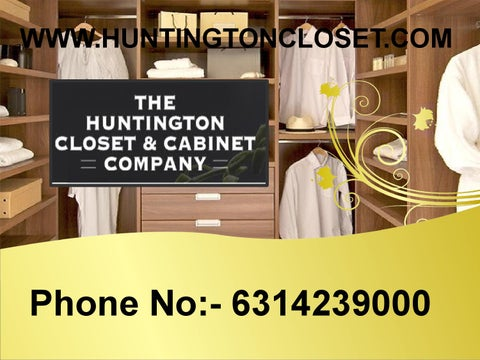 Home Storage Designers Long Island By Huntington Closets   Issuu