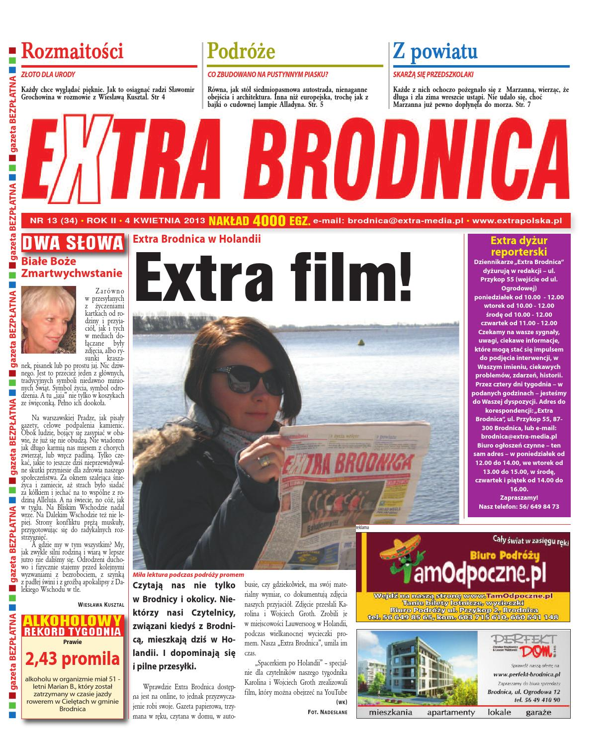 Brodnica34 By Extrapolska Issuu