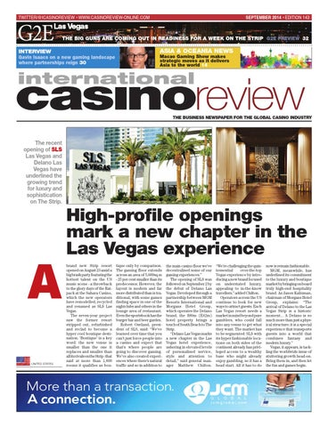 Casino new orleans las vegas