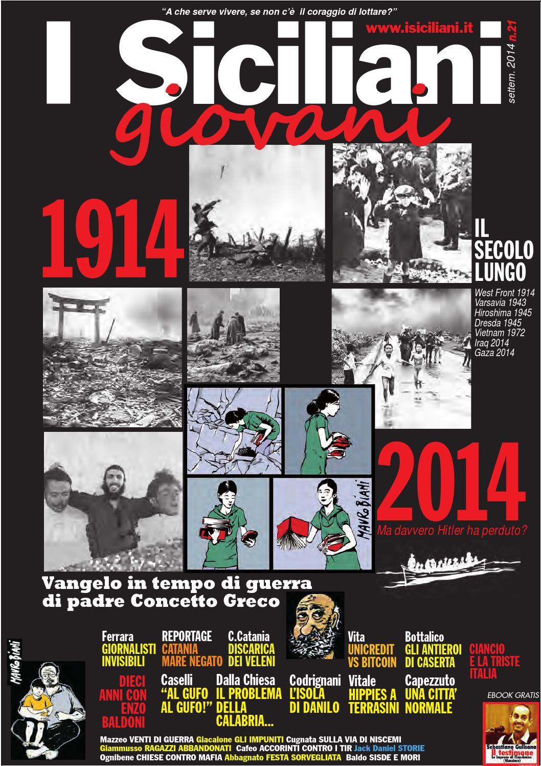 I Siciliani - settembre 2014 by I Siciliani - issuu bfa6a5bea042