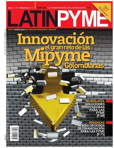 Edición Latinpyme 112