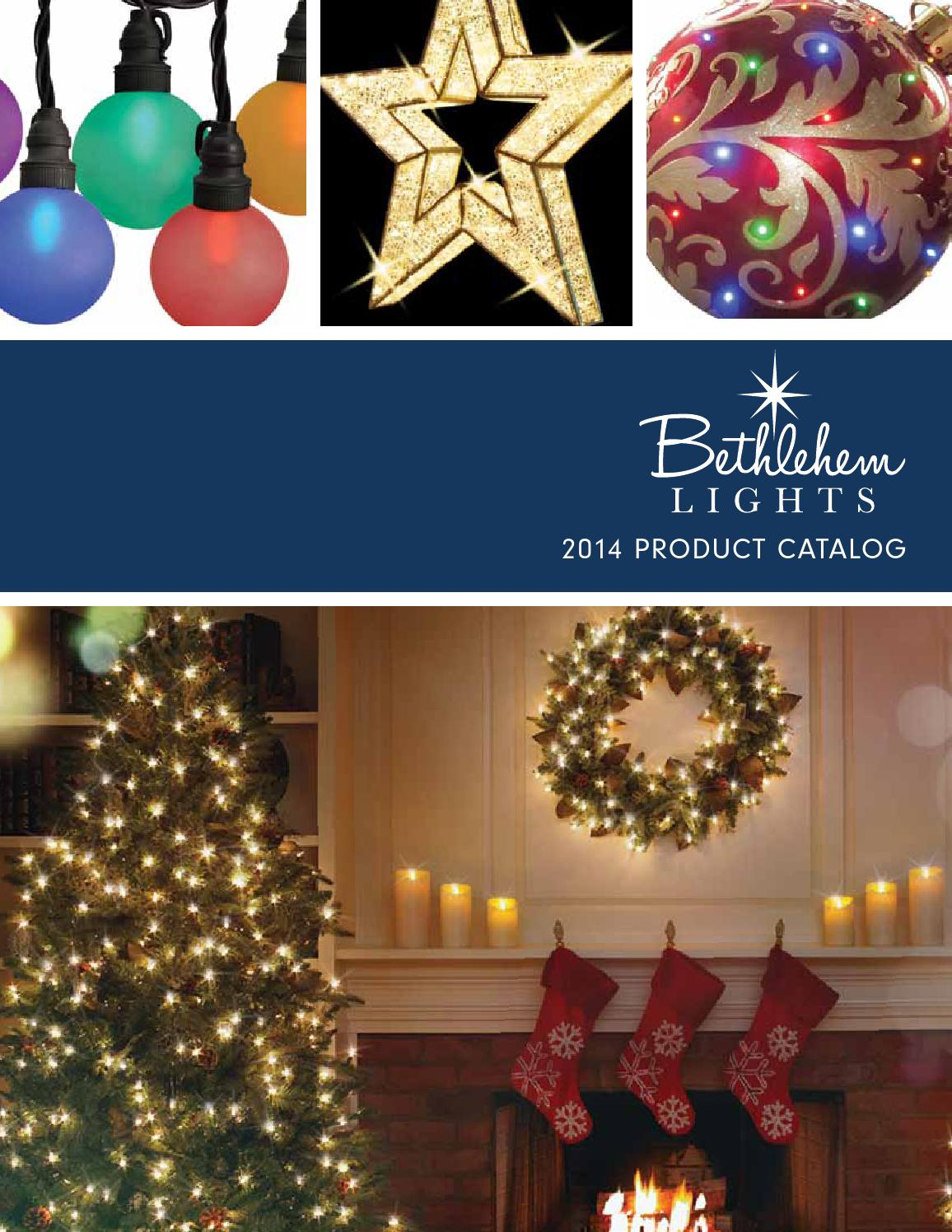 bethlehem lights by footsteps marketing llc issuu