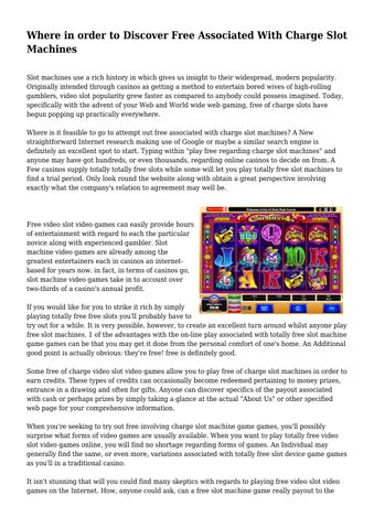agua caliente casino resort spa Slot Machine