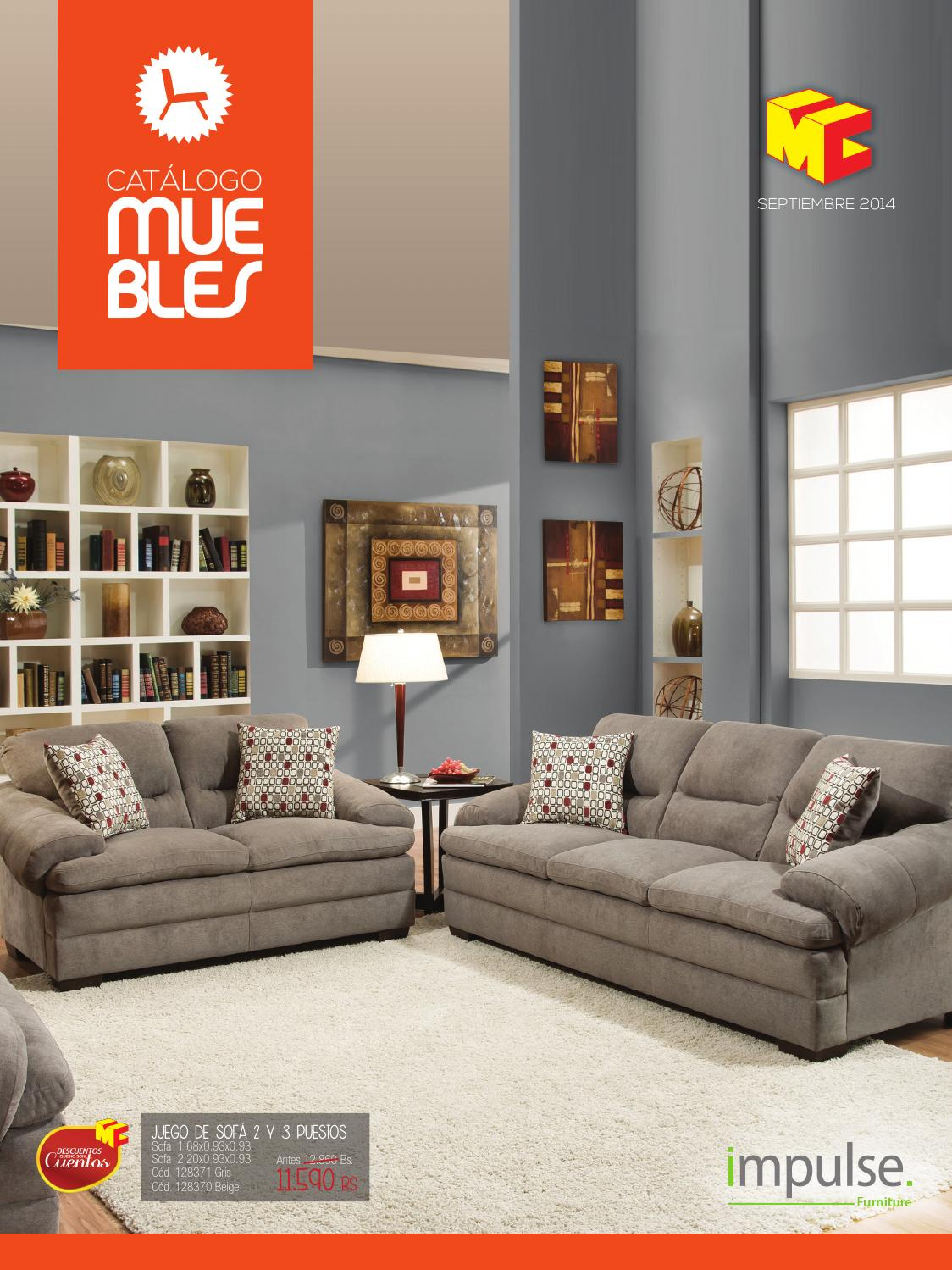 Catalogo Muebles By Multicenter Bolivia Issuu