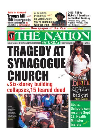 The Nation September 13 2014 By The Nation Issuu