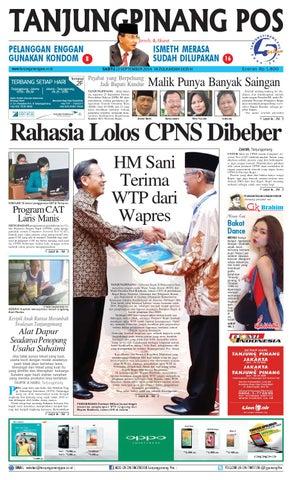 Epaper Tanjungpinangpos 13 September 2014 by Tanjungpinangpos - issuu 16f61db982