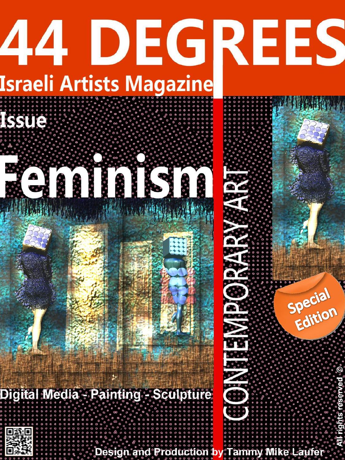 FEMINISM The New Issue Of The Online Art Magazine 44