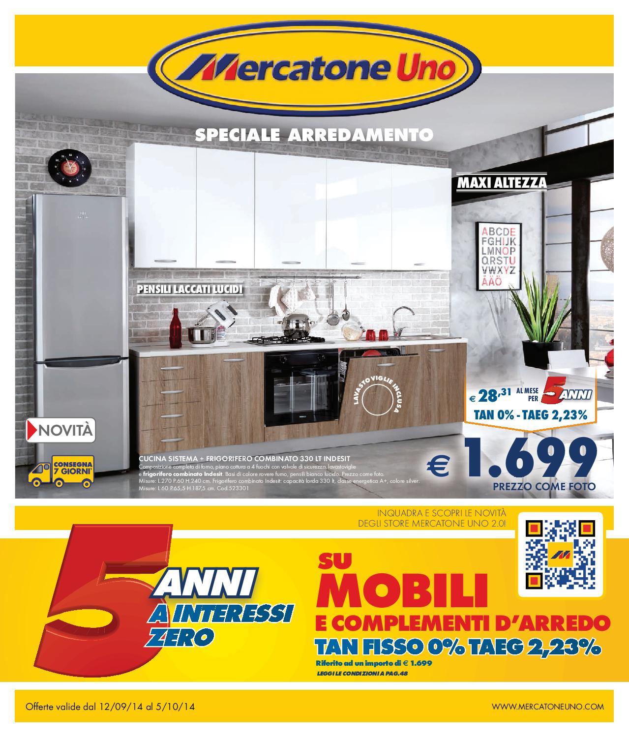 Mercatone Uno Divani Letto Economici.Mercatoneuno 5ott By Volavolantino Issuu