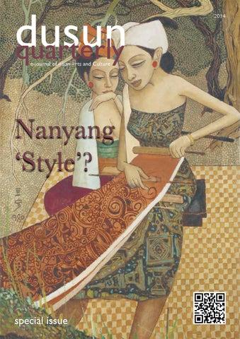 Nanyang Style Dusun Special By Martin Bradley
