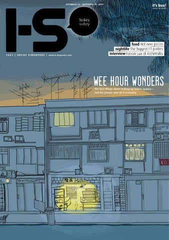 I-S Magazine September 12 by Asia City Media Group - issuu