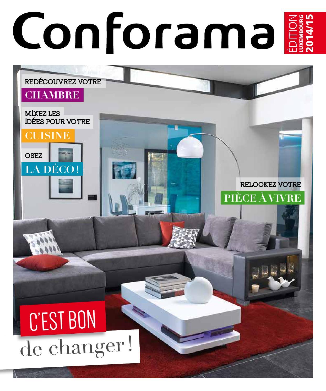 Doc annuel c 39 est bon de changer by conforama - Conforama catalogue chambre ...