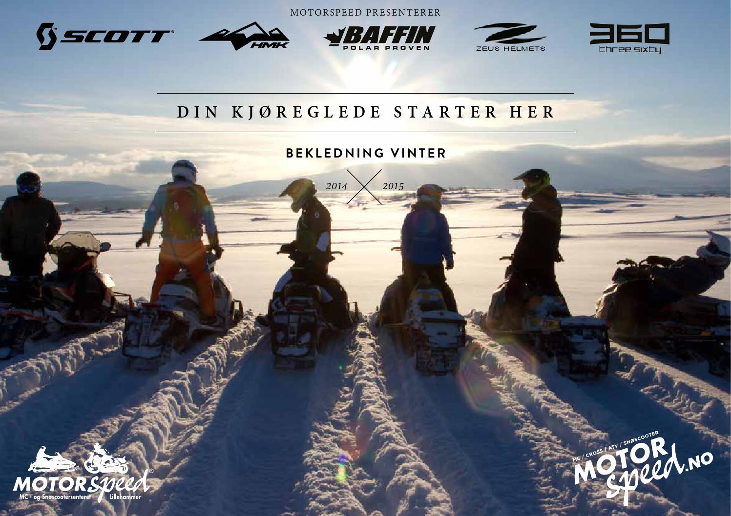 68dc95e0 Bekledning Vinter 2014/2015 by Motorspeed AS - issuu