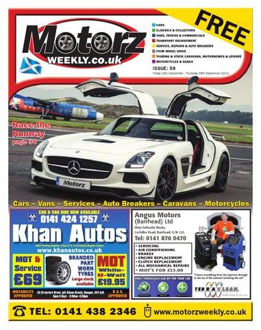 65b40e95b9 Issue 058 by Motorz Weekly - issuu