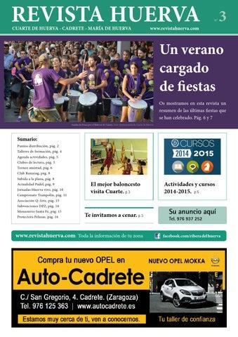 Revista Huerva 3 by Revista Huerva - issuu