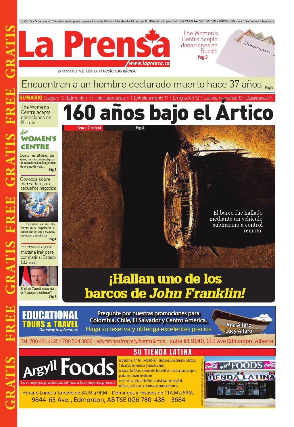 Segunda Edición Septiembre 2014 by Buena Vista Editores - issuu