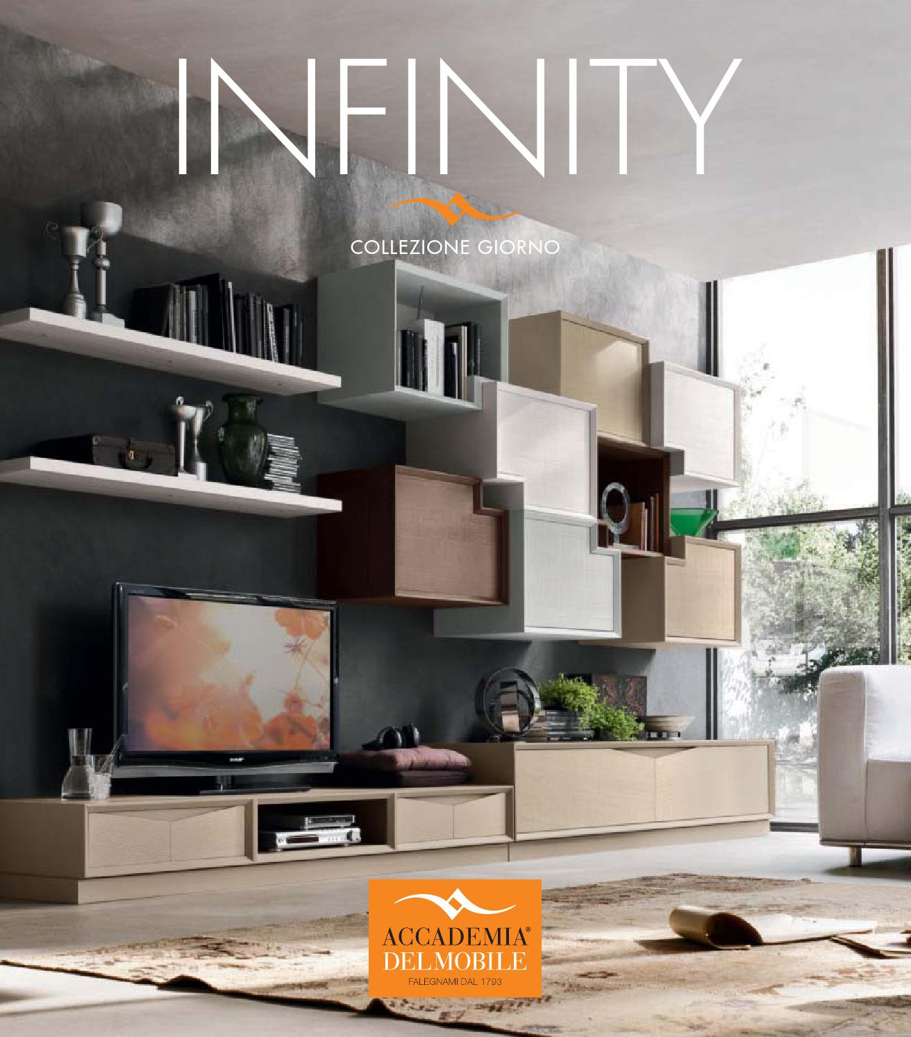 Accademia del mobile catalogo infinity giorno by - Accademia del mobile ...