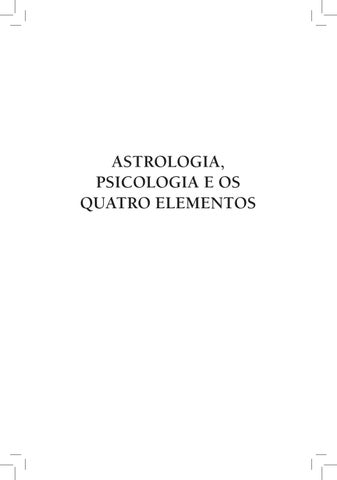 Top  Extended Essay Topics By Extended Essay  Issuu Astrologia E Psicologia E Os Quatro Elementos
